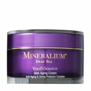 Крем для лица Mineralium (Минералиум) против старения кожи с омолаживающим и антистрессовым составом 50 мл