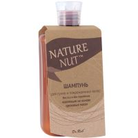 Шампунь для сухих и поврежденных волос Nature Nut, 400 мл