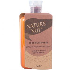 Ополаскиватель для сухих и поврежденных волос -Nature Nut, 400 мл