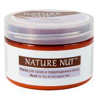 Маска для сухих и поврежденных волос -Nature Nut, 250 мл