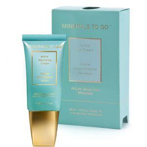 Питательный крем для лица «Minerals to go» Premier Active Nourishing Cream, 35 мл