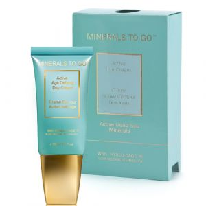 Активный крем для молодости кожи «Minerals To Go» Premier Active Age Defying Day Cream, 35 мл