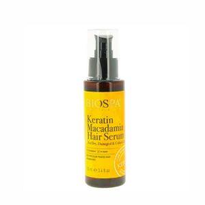Сыворотка для волос с Кератином и маслом Макадамии Bio Spa (Sea of Spa) 100 мл