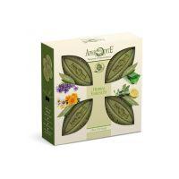 """Подарочный набор натурального мыла для тела APHRODITE (АФРОДИТА) """"Ароматные травы""""  340 гр"""