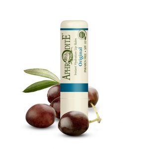 Купить Бальзам для губ APHRODITE (АФРОДИТА) Натуральный защитный без запаха