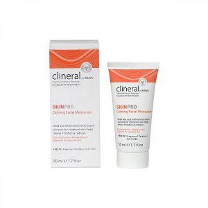 Успокаивающий увлажняющий крем для лица Ahava Clineral Skinpro 50 мл