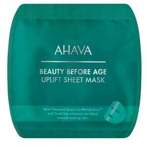 Тканевая маска для лица с подтягивающим эффектом Ahava Beauty Before AGE 17 г