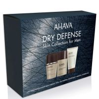 Набор косметики для мужчин (увлажняющий крем после бритья, дезодорант, гель для душа) Ahava Kit for Men 140 мл