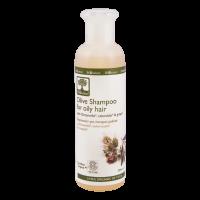 Шампунь для жирных волос Bioselect (БиоСелект) оливковый 200 мл