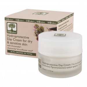 Крем для лица Bioselect (БиоСелект) Увлажняющий дневной для сухой и чувствительной кожи 200 мл