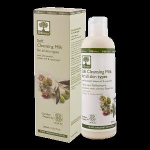 Молочко для лица Bioselect (БиоСелект) Очистительное для всех типов кожи 200 мл