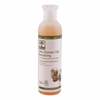 Гель для душа Bioselect (БиоСелект) Освежающий оливковый 200 мл