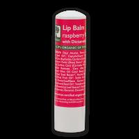 Бальзам для губ BIOselect (БиоСелект) с ароматом малины и dictamelia *15 мл