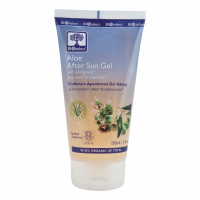 Гель для лица и тела Bioselect (БиоСелект) Увлажняющий и освежающий оливковый 150 мл