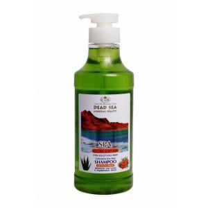 Шампунь для сухих и окрашенных волос -Care & Beauty Line, 750 мл