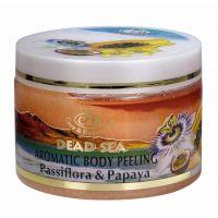 Ароматический пилинг для тела «Пассифлора и папайя» Care & Beauty Line, 350 мл