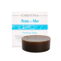 Пилинговое мыло Rose de Mer Peeling Soap Christina (Кристина), 55 мл
