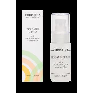 Сыворотка «Био-Сатин» Bio Satin Serum Christina (Кристина), 30 мл