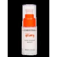Омолаживающая сыворотка «Тоталь» Forever Young Total Renewal Serum Christina (Кристина), 30 мл