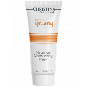 Увлажняющая маска «Сияние» Forever Young Radiance Moisturizing Mask Christina (Кристина), 50 мл