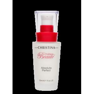 Сыворотка «Абсолютное совершенство» Chateau de Beaute Absolute Perfect Christina (Кристина), 30 мл