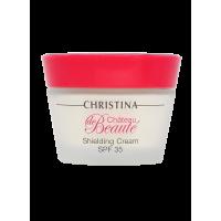 Защитный крем SPF 35 Chateau de Beaute Shielding Сream SPF 35 Christina (Кристина), 50 мл