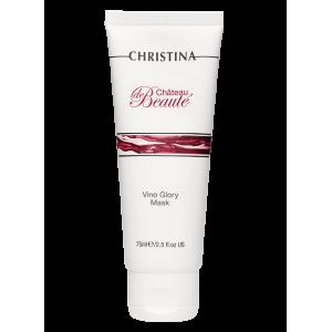 Маска для моментального лифтинга Chateau de Beaute Vino Glory Mask Christina (Кристина), 75 мл