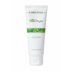 Маска «Заатар» Bio Phyto Zaatar Mask Cream Christina (Кристина), 75 мл