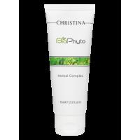 Растительный пилинг облегченный Bio Phyto Herbal Complex Christina (Кристина), 75 мл