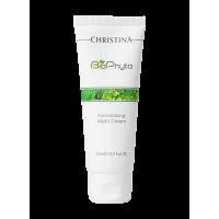 Нормализующий ночной крем Bio Phyto Normalizing Night Cream Christina (Кристина), 75 мл