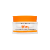 Дневной гидрозащитный крем SPF 25 Forever Young Hydra-Protective Day Cream SPF 25 Christina (Кристина), 50 мл