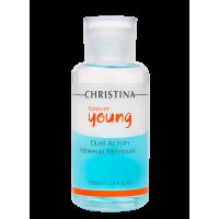 Двухфазное средство для демакияжа Forever Young Dual Action Make Up Remover Christina (Кристина), 100 мл