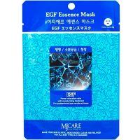 Тканевая маска для лица с полипептидом EGF Mijin care (Миджин) 23 г
