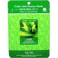Тканевая маска для лица с экстрактом алое Mijin care (Миджин) 23 г