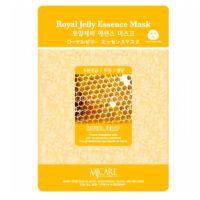 Тканевая маска для лица с маточным молоком Mijin care (Миджин) 23 г