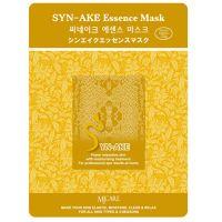 Тканевая маска для лица со змеиным ядом Mijin care (Миджин) 23 г