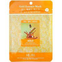 Тканевая маска для лица с коллоидным золотом Mijin care (Миджин) 23 г