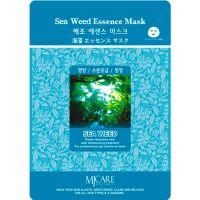 Тканевая маска для лица с водорослями Mijin care (Миджин) 23 г