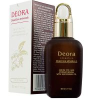 Сыворотка для укрепления волос с маслом макадамии - Deora, 150мл