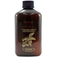 Масло антицеллюлитное, массажное содержит витамин Е, масло макадамии и масло миндаля - Deora, 250мл