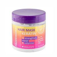 Проффесиональная маска для волос с кератином Sea of Spa Proffesional Hiar Mask Keratin 500 мл