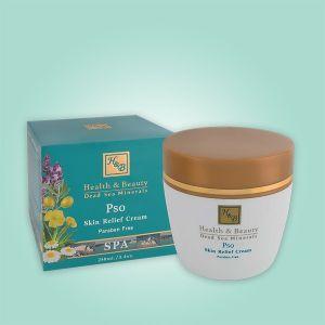 Крем для тела успокаивающий Health & Beauty, для сухой кожи 200 мл