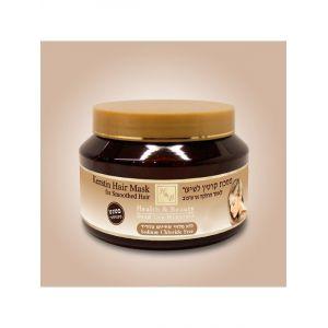 Маска для волос кератиновая Health & Beauty 500 мл
