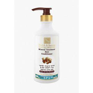 Кондиционер для волос Health & Beauty, на основе минералов Мертвого моря c маслом Аргана 780 мл