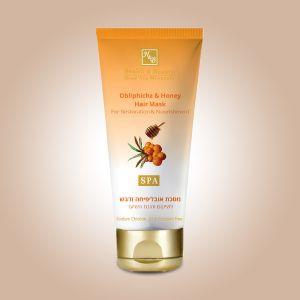 Маска питательная для восстановления волос с Облепихой и Мёдом Health & Beauty 200 мл