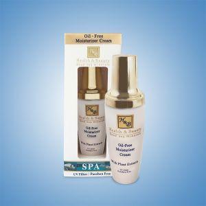 Крем для лица Health & Beauty, обезжиренный увлажняющий 50 мл