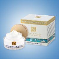Крем для лица Health & Beauty, мультивитаминный увлажняющий SPF-20 50 мл