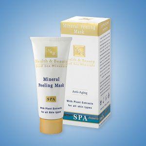 Маска-пилинг для лица Health & Beauty, минеральная 100 мл
