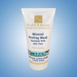Маска-пилинг для лица Health & Beauty, минеральная 150 мл