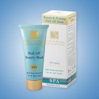 Маска-пленка Health & Beauty, для придания упругости коже лица 100 мл